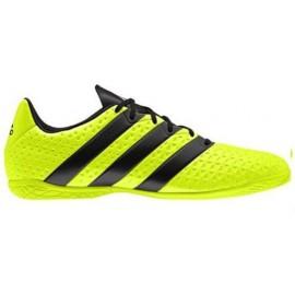 Botas futbol sala adidas Ace 16.4 In J amarillo junior
