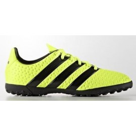Botas futbol Adidas Ace 16.4 Tf J amarillo junior