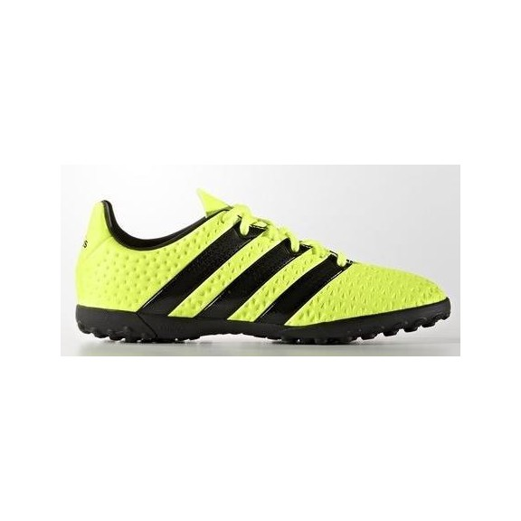 Botas Fútbol Adidas Ace 16.4 Tf J Amarillo Junior - Deportes Moya c06cd20c87649