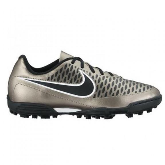 Zapatilla Fútbol Nike Jr Magista Ola Tf Plata Junior - Deportes Moya 1424c80e43421