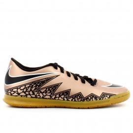 Zapatilla fútbol sala Nike Hypervenom Phade II IC bronce