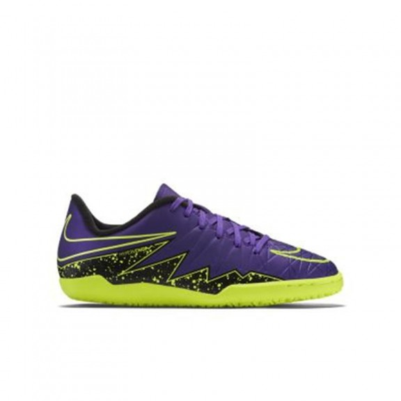on sale c5f11 60e08 Zapatillas fútbol sala Nike Hypervenom Phelon II Ic morado