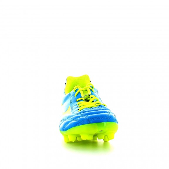 newest bd7d3 6c08f Bota fútbol Mizuno Morelia Neo Cl Ag turquesa hombre
