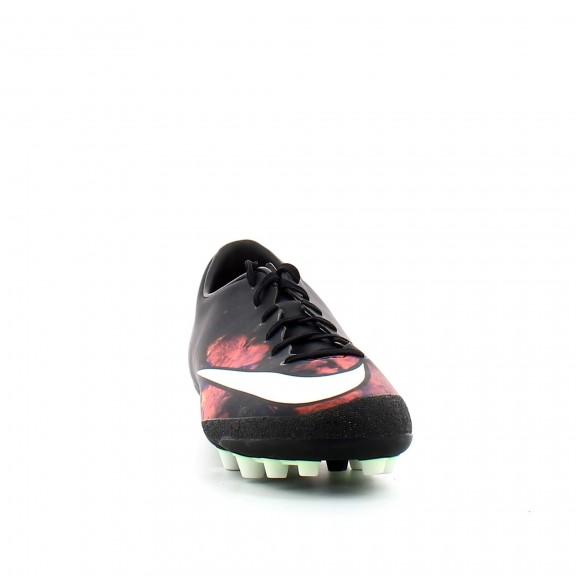 Botas Fútbol Nike Mercurial V Cr7 Ag-R Negro Hombre - Deportes Moya 19c2042ef9ce2