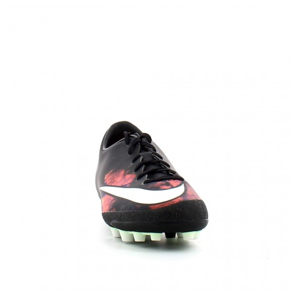 a97b69d27964f Botas Fútbol Nike Mercurial V Cr7 Ag-R Negro Hombre - Deportes Moya
