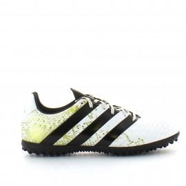 Botas fútbol adidas Ace 16.3 Tf blanco oro hombre