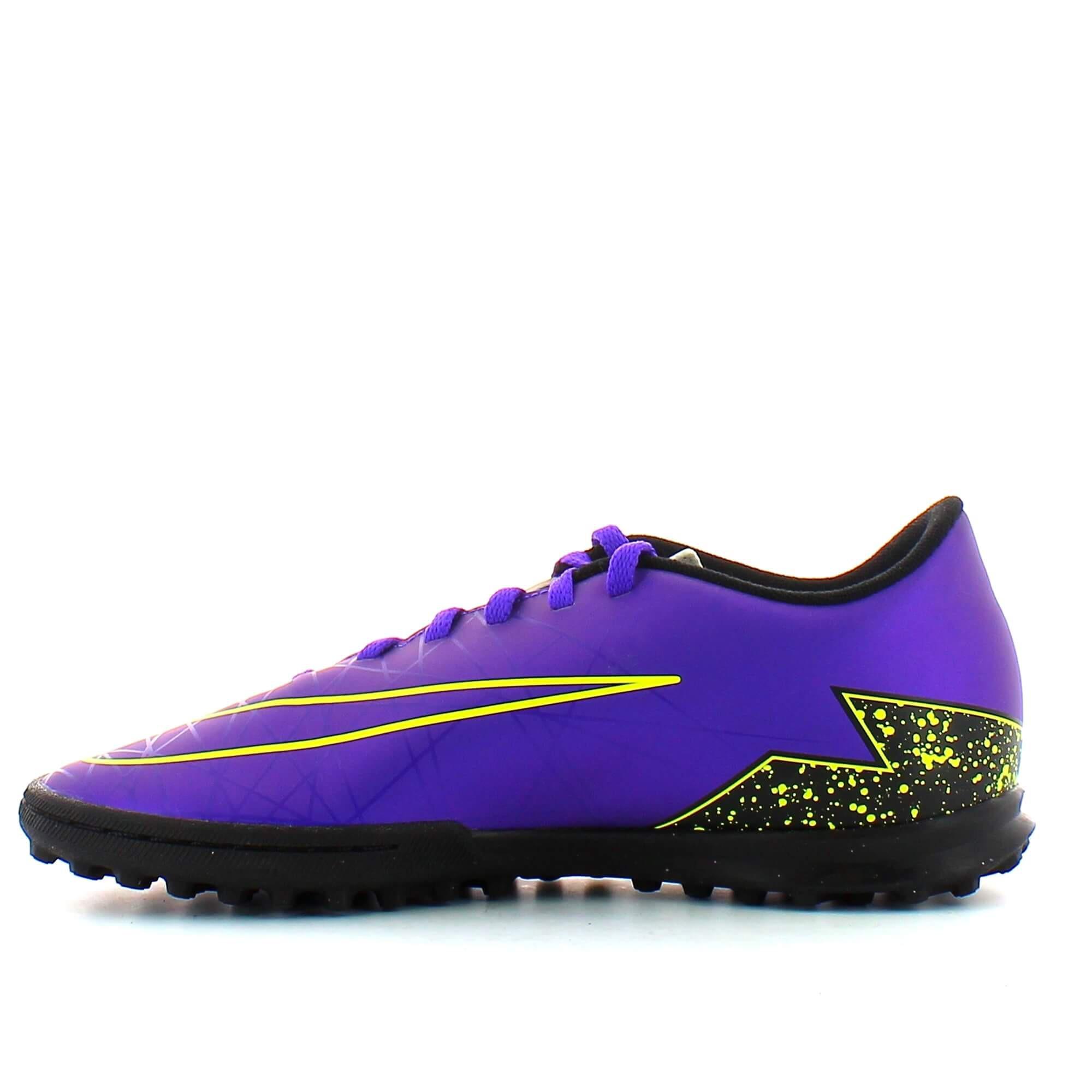 5432bbb03b271 Botas Fútbol Nike Hypervenom Phade II Turf Morado Hombre - Deportes Moya