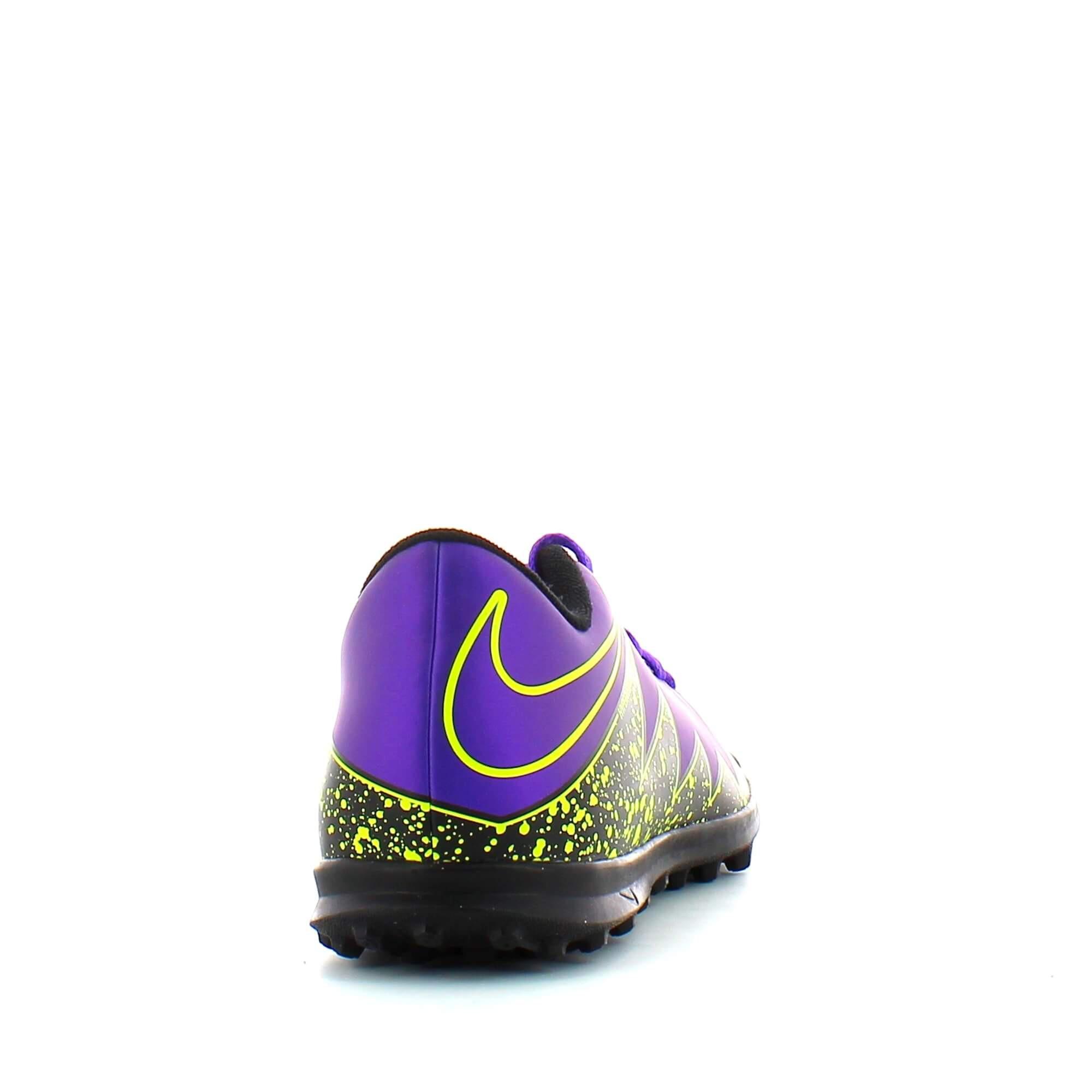 eba5f2822c Botas Fútbol Nike Hypervenom Phade II Turf Morado Hombre - Deportes Moya