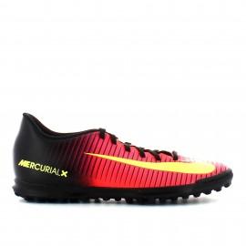 Botas  fútbol Nike Mercurial Vortex III TF naranja hombre