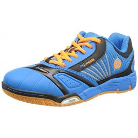 Zapatillas Balonmano Kempa Hurricane Jr azul junior