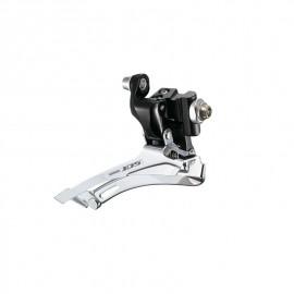 Desviador Shimano 105 FD-5700FL Soldar 10 veloci doble negro