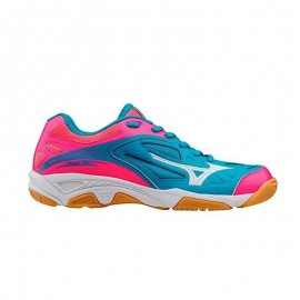 Zapatillas Mizuno Lightning Star Z2  Jr turquesa  junior