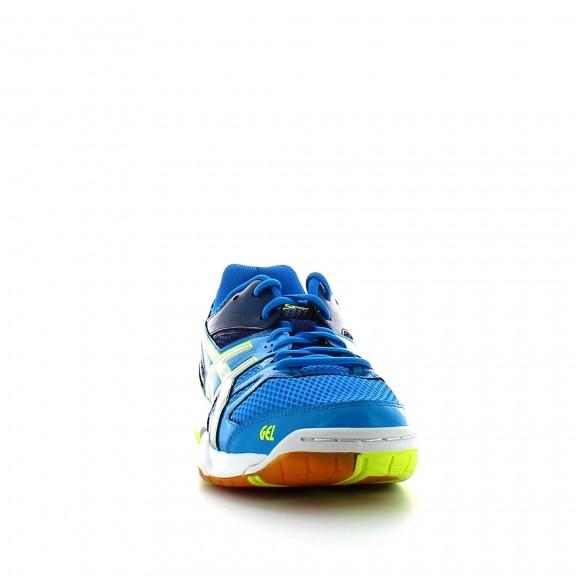 Zapatillas Asics Gel Rocket 7  azul hombre