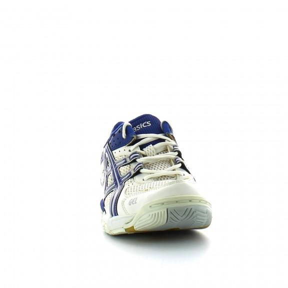Zapatillas Asics Gel Rocket blanco azul hombre
