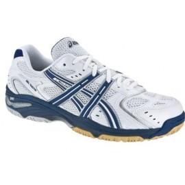 Zapatillas Asics Gel Tactic blanco azul hombre