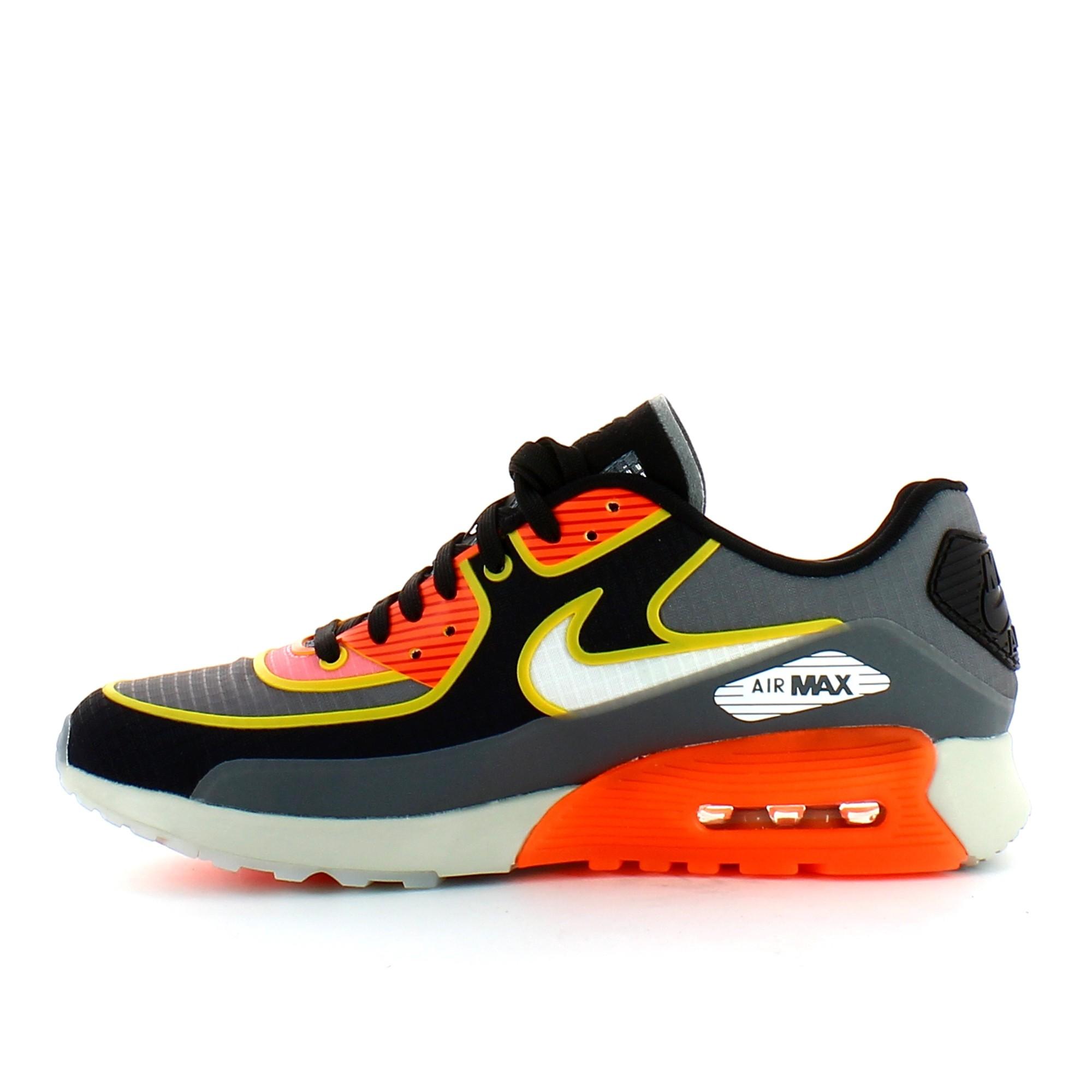 a2d481ecae28 ... sale zapatillas nike w air max 90 ultra 2.0 si gris naranja mujer  deportes moya a01fd