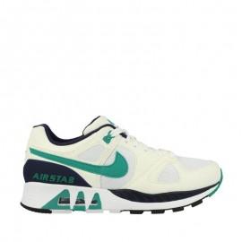 Zapatillas Nike Air Stab blanco verde hombre