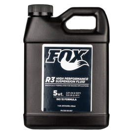 Aceite suspensiones Fox Fluid R3 5Wt Iso 0.94 l 025-06-007