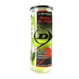 Bote pelotas Dunlop Tb   Padel Ball