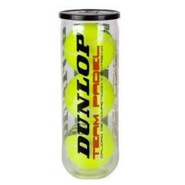 Bote pelotas Dunlop Tb Team Padel