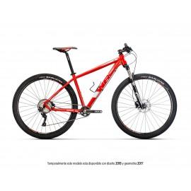 """Bicicleta Conor Wrc Pro SLX 11v 29"""" Rojo"""