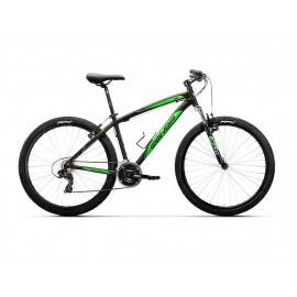 "Bicicleta Conor 5400 27,5"" Negro/Verde"