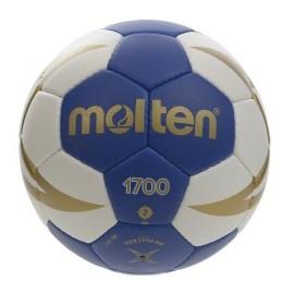 Balón balonmano Molten H2X1700 femenino azul/blanco