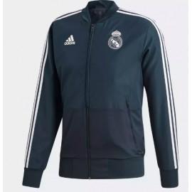 Chaqueta adidas Real Madrid presentación 2018/19 hombre