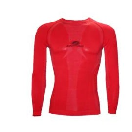 Camiseta termica Pyros rojo infantil