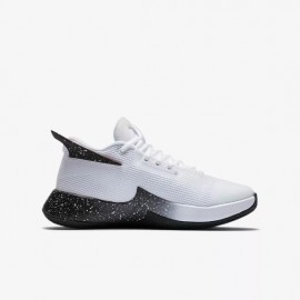 Zapatillas baloncesto Nike Jordan Fly Lockdown blanca junior