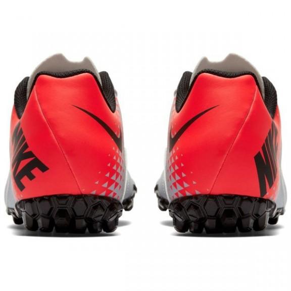 buy popular b5995 a7a34 Zapatillas de fútbol Nike Bombax (TF) gris negro hombre