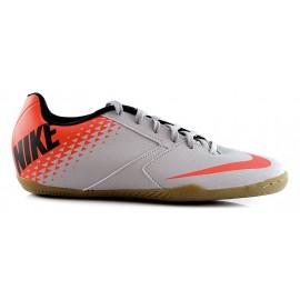 Zapatillas de futbol sala Nike Bombax (IC) gris/negro hombre