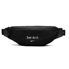 Riñonera Nike Sportwear Heritage negra
