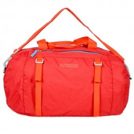 American Tourister Live Duffle Rojo