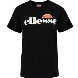 Camiseta Ellesse Albany negra mujer