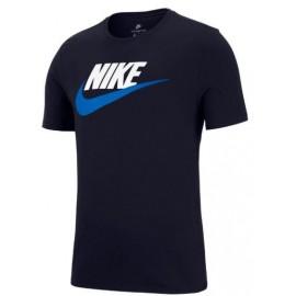 Camiseta Nike Sportwear Futura icon azul hombre