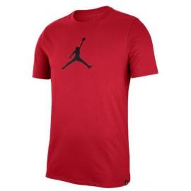 Camiseta Nike Jordan Dry JMTC 23/7 Jumpman rojo hombre