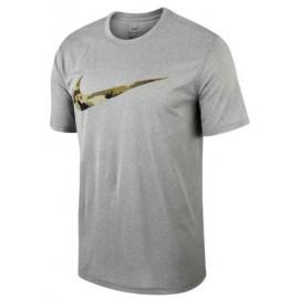 Camiseta Nike Dry Legend gris hombre