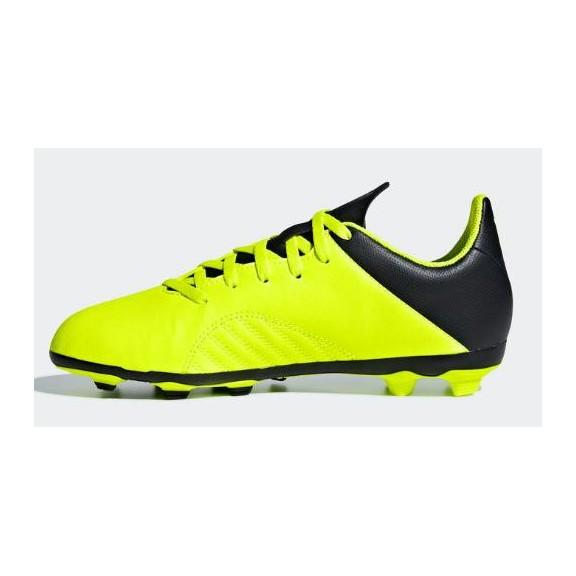 Zapatillas Fútbol Adidas X 18.4 Fxg Amarillas Niño - Deportes Moya ef0f2da7ec5f0