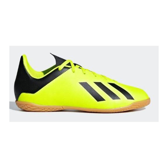zapatillas adidas amarillas niño