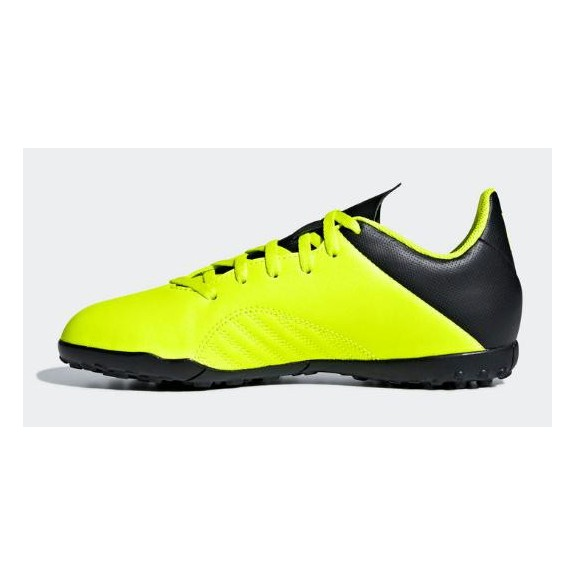 reputable site 32638 05ef5 Zapatillas fútbol adidas X Tango 18.4 TF amarillo niño