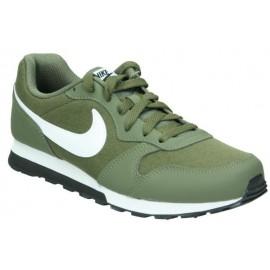 Zapatillas Nike Md Runner 2 (GS) verde/blanco junior