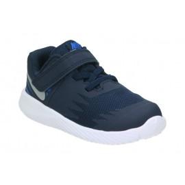 Zapatillas Nike Star Runner(TD) azul bebé