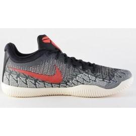 Zapatillas baloncesto Nike Mamba Rage negra hombre