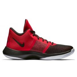 Zapatillas baloncesto Nike Air Precision II roja hombre