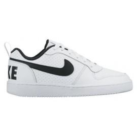Zapatillas Nike Court Borough Low (GS) blanco/negro junior