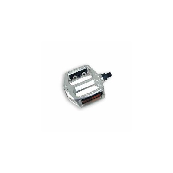 Par pedalex Free Style Alu W -1/2 color aluminio