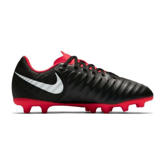 hot sale online 9bb07 86c58 Botas de futbol Nike Legend 7 Club (MG) negro junior