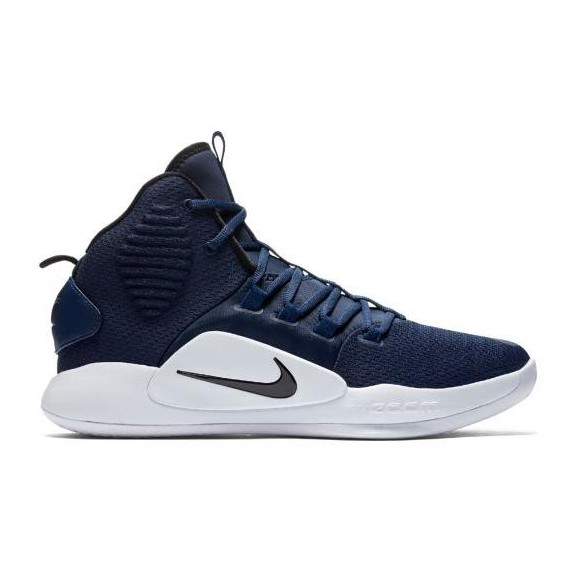 the latest 46c22 eb52c Botas de baloncesto Nike Hyperdunk X (TEAM) marino hombre