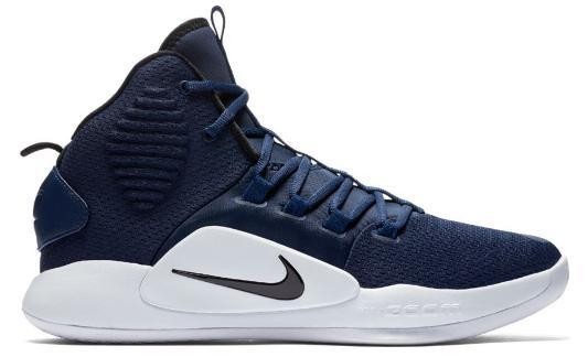best sneakers caab1 f9b22 Botas de Baloncesto Nike Hyperdunk X (Team) Marino Hombre - Deportes Moya